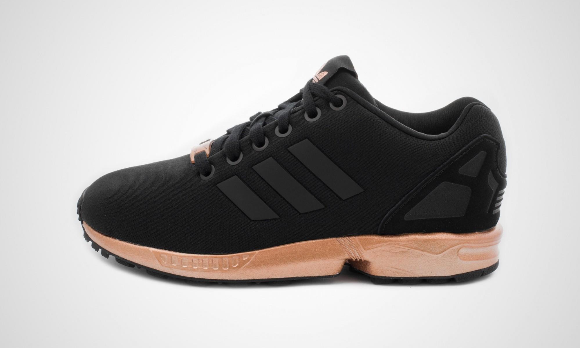 adidas zx flux femmes or