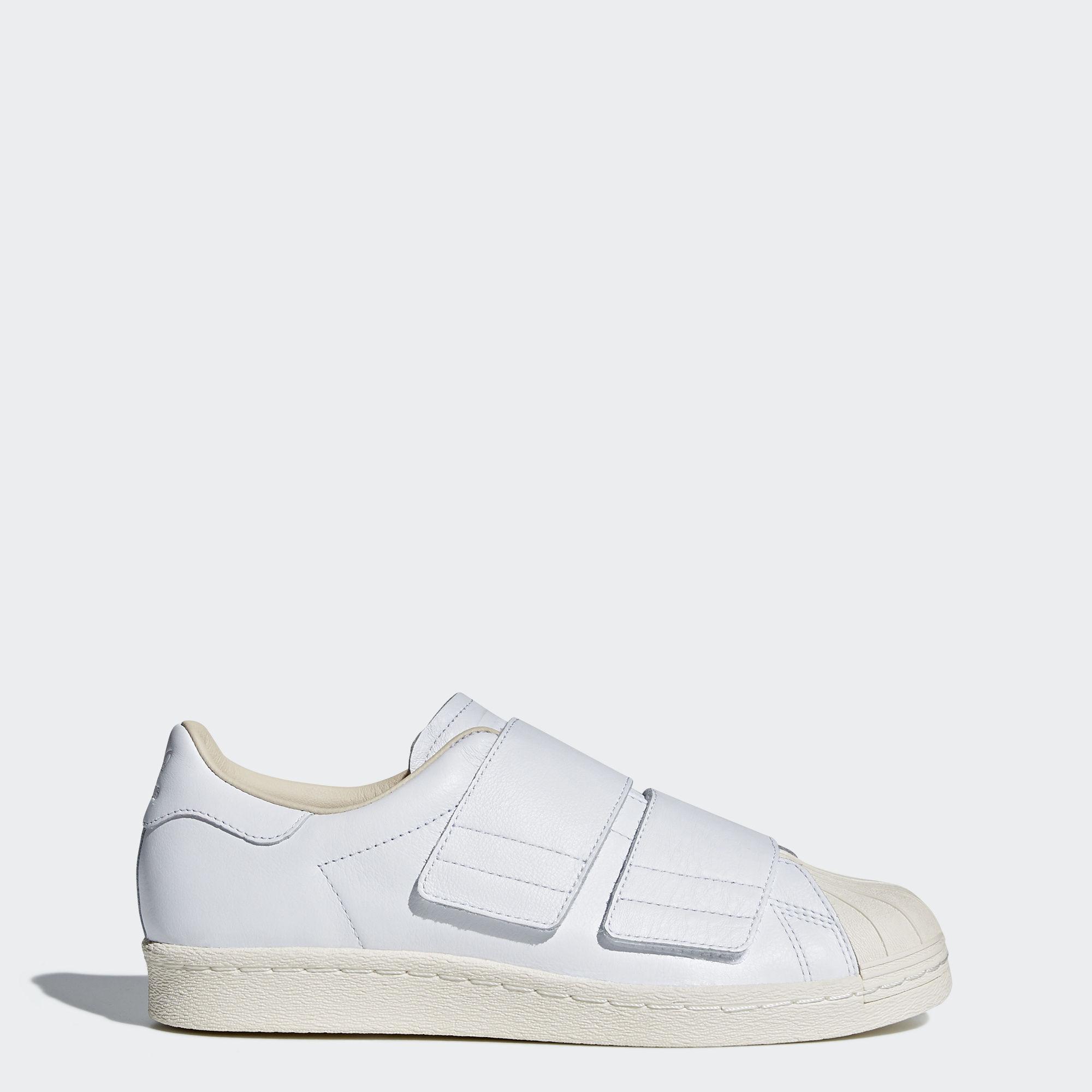 adidas original superstar femme blanche